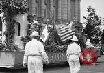 Image of anniversary of admission to Union San Francisco California USA, 1930, second 41 stock footage video 65675071706