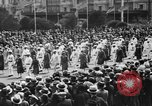 Image of anniversary of admission to Union San Francisco California USA, 1930, second 50 stock footage video 65675071706