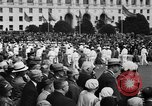 Image of anniversary of admission to Union San Francisco California USA, 1930, second 59 stock footage video 65675071706