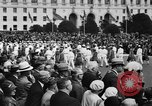 Image of anniversary of admission to Union San Francisco California USA, 1930, second 60 stock footage video 65675071706
