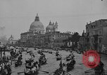 Image of annual gondola regatta Venice Italy, 1930, second 26 stock footage video 65675071708