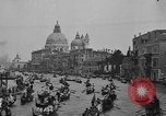 Image of annual gondola regatta Venice Italy, 1930, second 27 stock footage video 65675071708