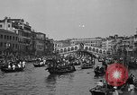 Image of annual gondola regatta Venice Italy, 1930, second 55 stock footage video 65675071708
