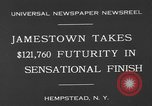 Image of horse racing Hempstead New York USA, 1930, second 5 stock footage video 65675071709