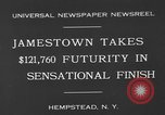 Image of horse racing Hempstead New York USA, 1930, second 7 stock footage video 65675071709