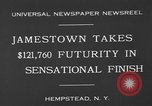 Image of horse racing Hempstead New York USA, 1930, second 9 stock footage video 65675071709
