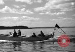 Image of Franklin D Roosevelt Campobello Island Canada, 1939, second 26 stock footage video 65675071710