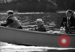 Image of Franklin D Roosevelt Campobello Island Canada, 1939, second 28 stock footage video 65675071710