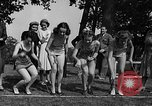 Image of frogs jump New York United States USA, 1939, second 6 stock footage video 65675071716