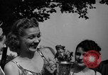 Image of frogs jump New York United States USA, 1939, second 27 stock footage video 65675071716
