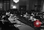 Image of Senate Hearings with Howard Hughes Washington DC USA, 1947, second 2 stock footage video 65675071720