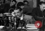 Image of Senate Hearings with Howard Hughes Washington DC USA, 1947, second 7 stock footage video 65675071720