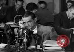 Image of Senate Hearings with Howard Hughes Washington DC USA, 1947, second 21 stock footage video 65675071720