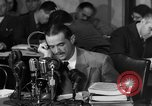 Image of Senate Hearings with Howard Hughes Washington DC USA, 1947, second 26 stock footage video 65675071720