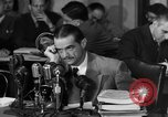 Image of Senate Hearings with Howard Hughes Washington DC USA, 1947, second 41 stock footage video 65675071720