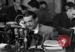 Image of Senate Hearings with Howard Hughes Washington DC USA, 1947, second 44 stock footage video 65675071720