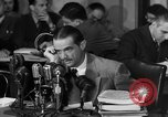 Image of Senate Hearings with Howard Hughes Washington DC USA, 1947, second 45 stock footage video 65675071720