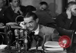 Image of Senate Hearings with Howard Hughes Washington DC USA, 1947, second 49 stock footage video 65675071720