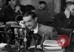 Image of Senate Hearings with Howard Hughes Washington DC USA, 1947, second 50 stock footage video 65675071720