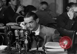 Image of Senate Hearings with Howard Hughes Washington DC USA, 1947, second 51 stock footage video 65675071720