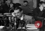 Image of Senate Hearings with Howard Hughes Washington DC USA, 1947, second 53 stock footage video 65675071720