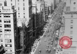 Image of Early 1900s car traffic New York City United States USA, 1920, second 44 stock footage video 65675071726