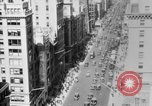 Image of Early 1900s car traffic New York City United States USA, 1920, second 45 stock footage video 65675071726