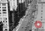Image of Early 1900s car traffic New York City United States USA, 1920, second 46 stock footage video 65675071726