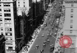 Image of Early 1900s car traffic New York City United States USA, 1920, second 47 stock footage video 65675071726