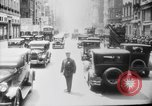 Image of Early 1900s car traffic New York City United States USA, 1920, second 50 stock footage video 65675071726