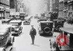 Image of Early 1900s car traffic New York City United States USA, 1920, second 51 stock footage video 65675071726