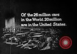 Image of Early 1900s car traffic New York City United States USA, 1920, second 61 stock footage video 65675071726