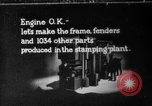 Image of Manufacture and assembly of Studebaker automobiles South Bend Indiana USA, 1920, second 1 stock footage video 65675071730