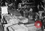 Image of Manufacture and assembly of Studebaker automobiles South Bend Indiana USA, 1920, second 31 stock footage video 65675071730