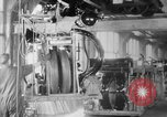 Image of Final assembly of Studebaker cars in factory South Bend Indiana USA, 1920, second 27 stock footage video 65675071731