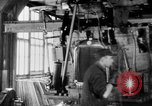 Image of Final assembly of Studebaker cars in factory South Bend Indiana USA, 1920, second 35 stock footage video 65675071731