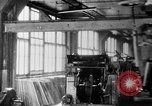 Image of Final assembly of Studebaker cars in factory South Bend Indiana USA, 1920, second 37 stock footage video 65675071731