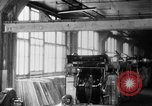 Image of Final assembly of Studebaker cars in factory South Bend Indiana USA, 1920, second 38 stock footage video 65675071731
