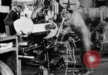 Image of Final assembly of Studebaker cars in factory South Bend Indiana USA, 1920, second 50 stock footage video 65675071731