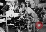 Image of Final assembly of Studebaker cars in factory South Bend Indiana USA, 1920, second 52 stock footage video 65675071731