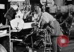 Image of Final assembly of Studebaker cars in factory South Bend Indiana USA, 1920, second 53 stock footage video 65675071731