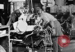 Image of Final assembly of Studebaker cars in factory South Bend Indiana USA, 1920, second 55 stock footage video 65675071731