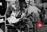 Image of Final assembly of Studebaker cars in factory South Bend Indiana USA, 1920, second 56 stock footage video 65675071731