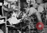 Image of Final assembly of Studebaker cars in factory South Bend Indiana USA, 1920, second 58 stock footage video 65675071731