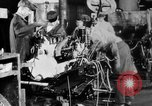 Image of Final assembly of Studebaker cars in factory South Bend Indiana USA, 1920, second 59 stock footage video 65675071731