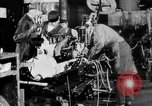 Image of Final assembly of Studebaker cars in factory South Bend Indiana USA, 1920, second 60 stock footage video 65675071731