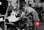 Image of Final assembly of Studebaker cars in factory South Bend Indiana USA, 1920, second 61 stock footage video 65675071731