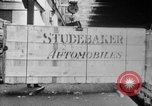 Image of Automobiles crated for export at the Studebaker factory in America United States USA, 1920, second 21 stock footage video 65675071732