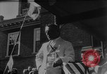 Image of President Woodrow Wilson Washington DC USA, 1917, second 40 stock footage video 65675071734