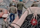 Image of Cable controlled Underwater Research Vehicle Atlantic Ocean, 1970, second 62 stock footage video 65675071746